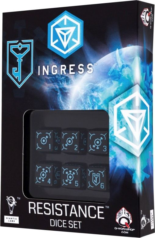 Komplet Ingress: Resistance