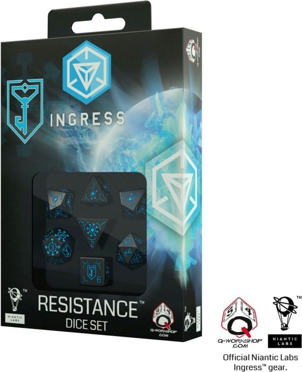 Komplet Ingress: Resistance