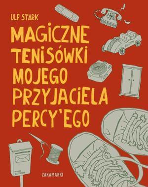 Magiczne tenisówki mojego przyjaciela Percy'ego - 70787