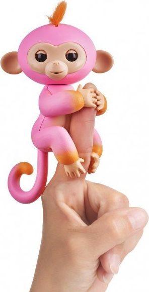 2Tone Monkey Summer Pink with Orange