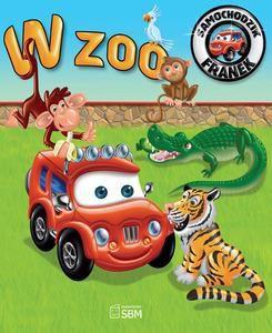 Samochodzik Franek. W zoo w. 2012 - 100450