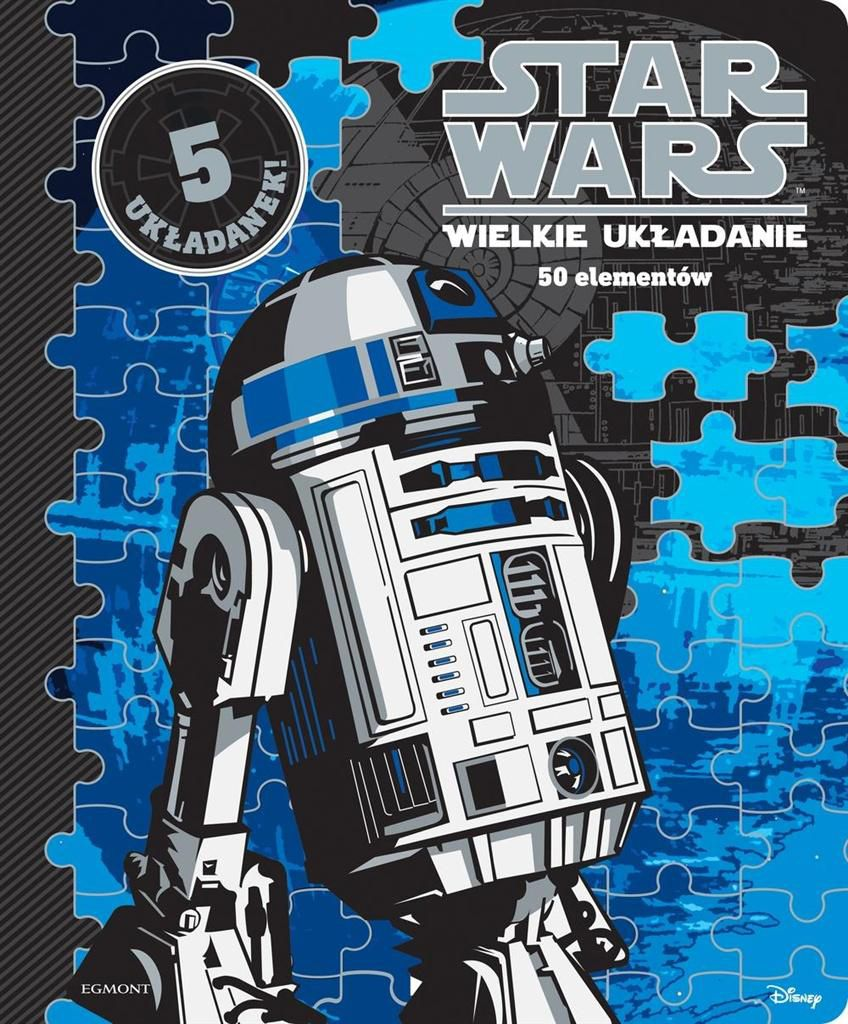 Star Wars. Wielkie układanie - 208250