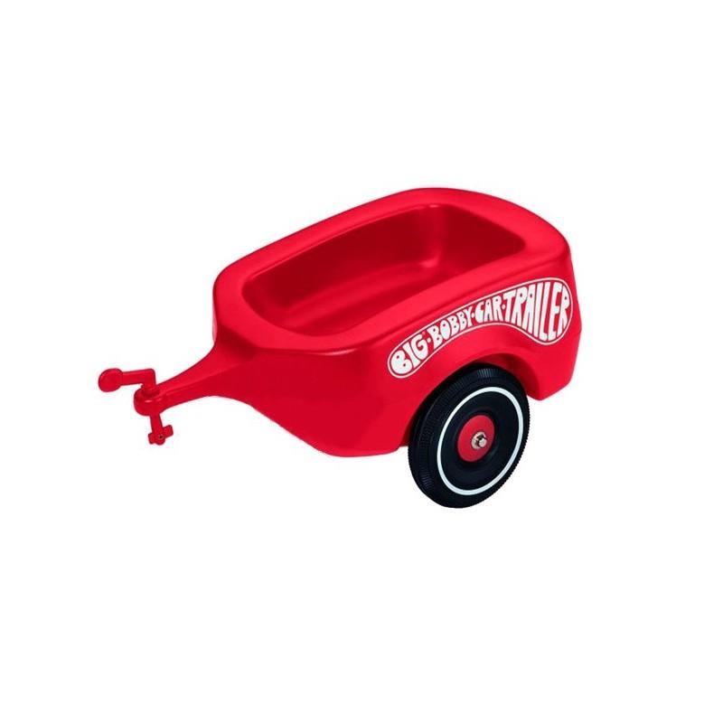 Bobby-Car Przyczepa czerwona 800001300