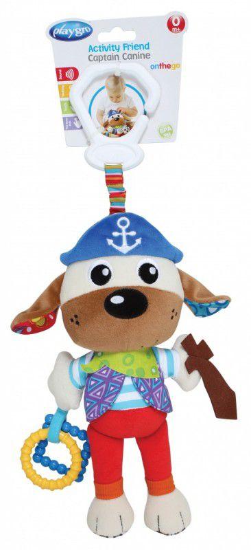 Aktywny przyjaciel pirat pies (PL0186358)