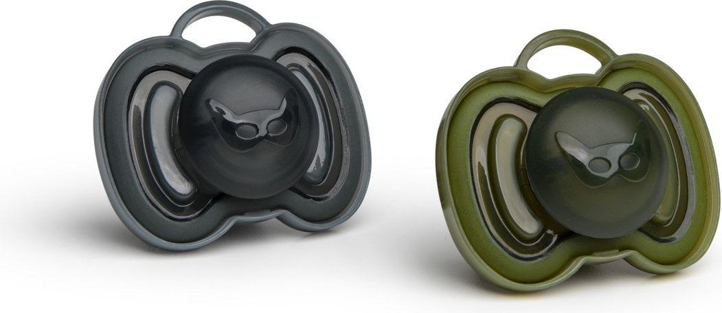 Herobility - HeroPacifier Black & Green