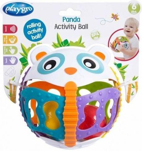 Aktywna kula Panda (PL4086969)
