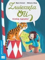 Zwierzęta Oli. Uciekaj Tygrysku - 141580