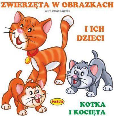 Zwierzęta w obrazkach i ich dzieci PASJA - 239216