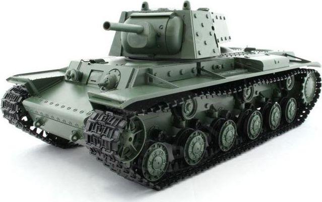Czołg zdalnie sterowany Heng Long M26 Pershing Snow Leopard 1:16