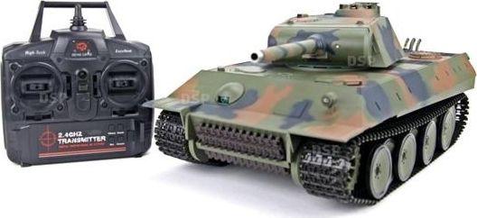 Czołg zdalnie sterowany Heng Long Panther 1:16