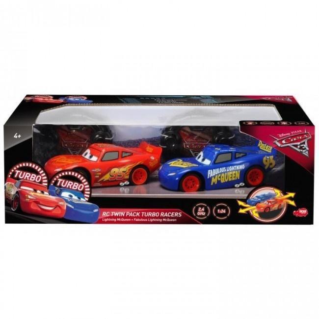 Auta 3 RC 2-pack Zygzak McQueen 17 cm (262765)