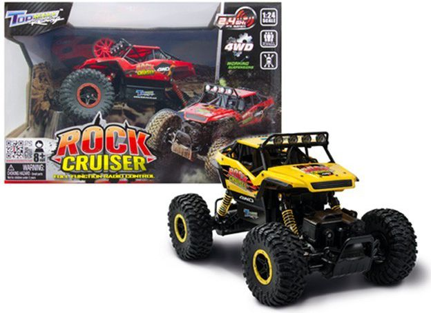 1:24 RC Rock Cruiser 4x4 - 0844981