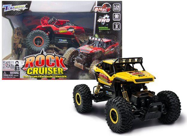 1:24 RC Rock Cruiser 4x4 - 0844981