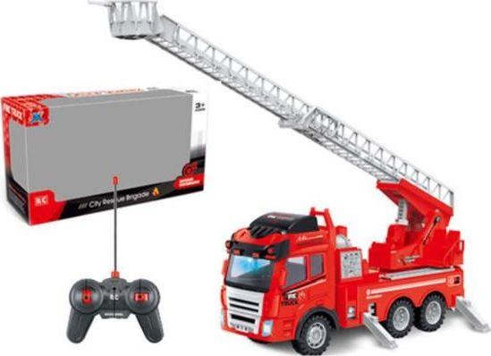 Straż pożarna RC czerwona
