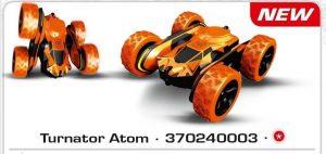Samochód RC Turnator Atom pomarańczowy (240003)