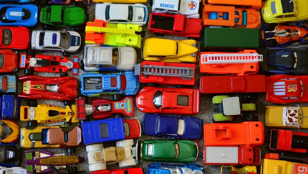 Książeczki dla chłopców – Książeczki z autami dla przedszkolaków