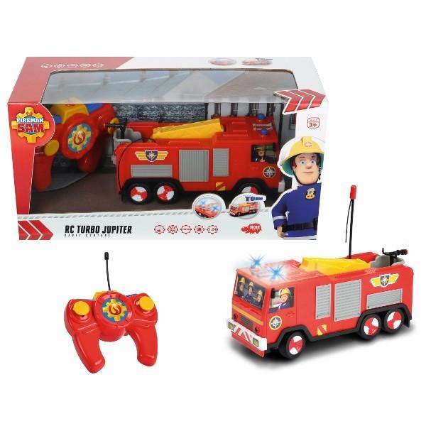 Strażak Sam Wóz strażacki RC (203099612038)
