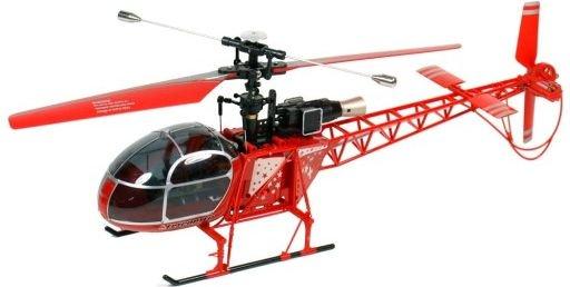 Helikopter RC z pilotem LCD (25168)