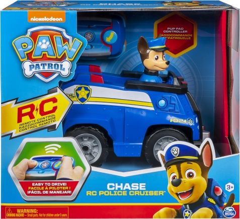 Spin Master Paw Patrol RC Chase - 6054190