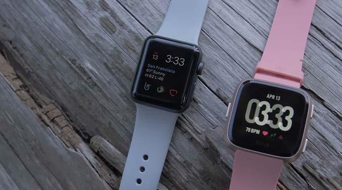 dziecięcy smartwatch