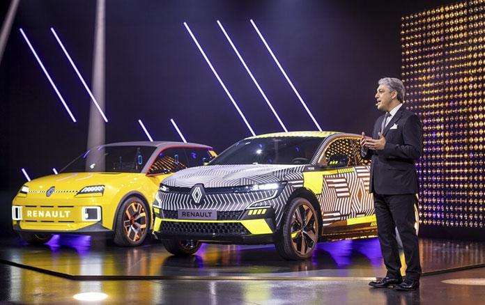 Nowości od marki Renault
