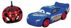 Auta 3 RC Fabulous Lightning McQueen 1:16 – Dickie – Samochody RC – Samochody zdalnie sterowane